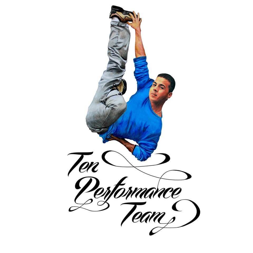Ricky Ten Performance Logo