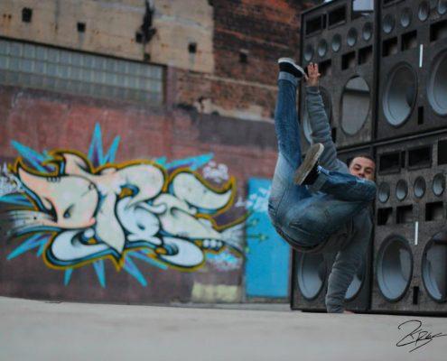 Breakdance Shows buchen