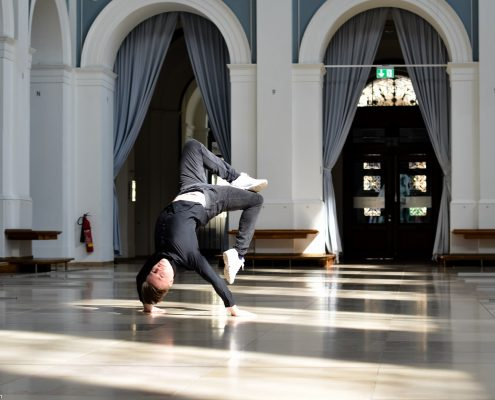 Breakdance Kurs Hamburg 2