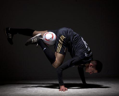 Fußball Freestyle Show buchen