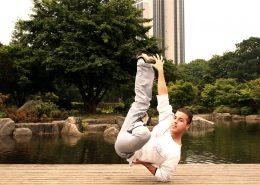Breakdance Hamburg Ricky Ten