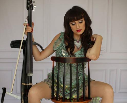 Electric Cello Show buchen Segeberg
